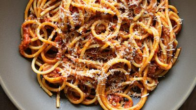 bucatini-with-butter-roasted-tomato-sauce